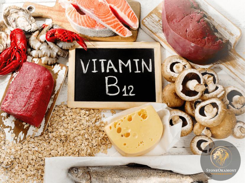 Como registrar vitamina b12?